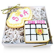 GB2 - Save the Date Cookies