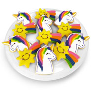 TRY39 - Magical Unicorns Favor Tray
