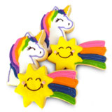 CFA39 - Magical Unicorns Cookie Favors