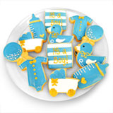 TRY470 - It's a Boy Favor Tray