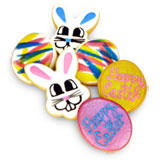 CFA473 - Hip Hop Bunnies Cookie Favors