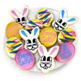 TRY473 - Hip Hop Bunnies Favor Tray