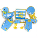CFA470 - It's a Boy Cookie Favors