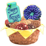 W476 - Flowers for Mom Basket