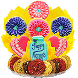 B476 - Flowers for Mom BouTray™