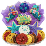 B482 - Majestic Mermaids Birthday BouTray™