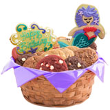 W482 - Majestic Mermaids Birthday Basket