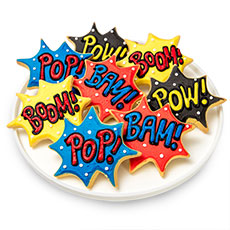 CFA480 - Party POP Cookie Favors