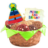 W486 - Merry and Bright Basket