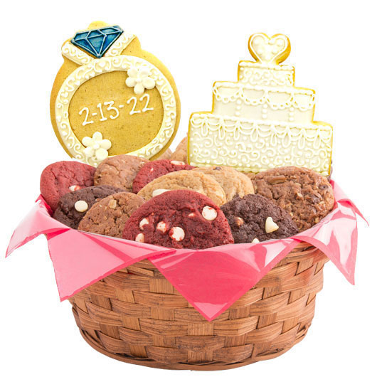I Do Cookie Basket