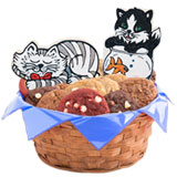 W127 - The Cat's Meow Basket