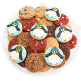 TRY36 - Happy Penguins Cookie Tray