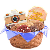 W516 - Picture Perfect Birthday Basket