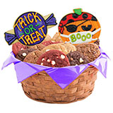 W517 - Pumpkin Bash Masks Basket